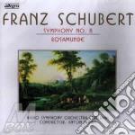 Symp.no.8-rosamunde cd musicale di Franz Shubert