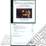 Bruckner cd musicale di No.4 Symphony