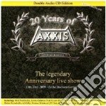 20 years of axxis cd musicale di Axxis