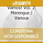 VAMOS! - MERENGUE cd musicale di ARTISTI VARI