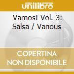 VAMOS! - SALSA cd musicale di ARTISTI VARI