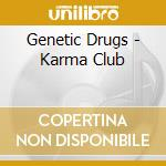 Karma club cd musicale
