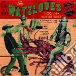 Watzloves - Rockin Country Cumbo cd musicale di Watzloves