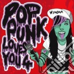 Various - Pop Punk Loves You 4 cd musicale di ARTISTI VARI