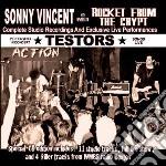 Complete studio recordin cd musicale di Sonny Vincent