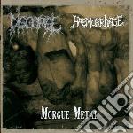 Haemorrhage / Disgorge - Morgue Metal Split Cd cd musicale di Haemorrhage / disgor