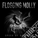 Speed of darkness cd musicale di Molly Flogging