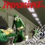 Haemorrhage/gruesome - Split cd musicale di Haemorrhage/gruesome