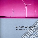 Cafe' Abstrait Vol.5 cd musicale di Artisti Vari