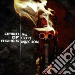 Dawn Of Ashes - The Crypt Injection cd musicale di DAWN OF ASHES