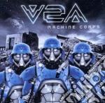 Machine corps cd musicale di V2a