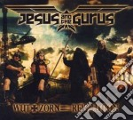 Jesus And The Gurus - Wut + Zorn = Revolution cd musicale di JESUS & THE GURUS