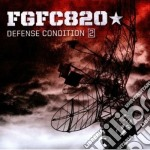Fgfc820 - Defense Condition 2 cd musicale di Fgfc820