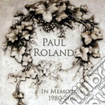In memoriam 1980-2010 cd musicale di Paul Roland