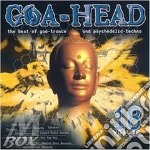Goa head 18 cd musicale di Artisti Vari