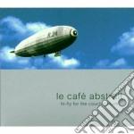 LE CAFE' ABSTRAICT/HI-FLY cd musicale di ARTISTI VARI
