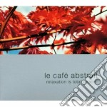 Cafe' Abstrait Vol.2 cd musicale di ARTISTI VARI