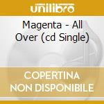 All over cd musicale