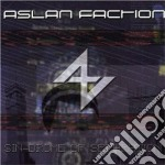 Aslan Faction - Sin-drome Of Separation cd musicale di Faction Aslan