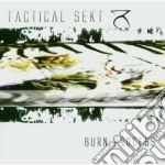 BURN PROCESS                              cd musicale di Sekt Tactical