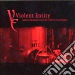 Violent Entity - Mechanized Division cd musicale di Entity Violent