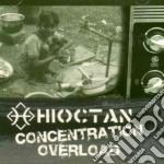 Hioctan - Concentration Overload cd musicale di HIOCTAN