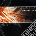 UNITED VOL.1                              cd musicale di Artisti Vari