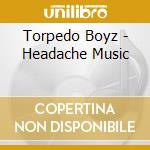 Headache music cd musicale