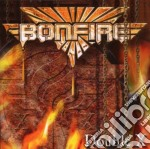 Double x cd musicale di Bonfire