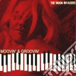 Moovin' groovin' cd musicale di Invaders Moon