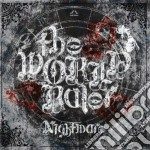 Nightmare - The World Ruler cd musicale di NIGHTMARE