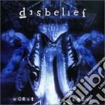 WORST ENEMY                               cd musicale di DISBELIEF