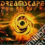 END OF SILENCE cd musicale di DREAMSCAPE