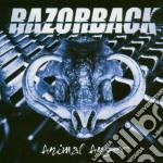 ANIMAL ANGER cd musicale di RAZORBACK