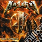HELLFORCES cd musicale di MAJESTY