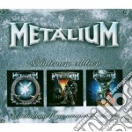 PLATINUM EDITION (BOX 3CD) cd musicale di METALIUM