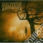 Solitude Aeternus - Alone cd musicale di Aeternus Solitude