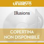 ILLUSIONS cd musicale di CREMATORY