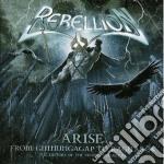Rebellion - Arise cd musicale di REBELLION