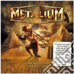 GROUNDED CHAPTER 8                        cd musicale di METALIUM