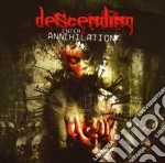 Descending - Enter Annihilation cd musicale di DESCENDING