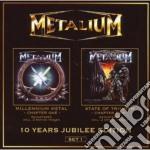 10 YEARS JUBILEE EDITION VOL.1            cd musicale di METALIUM