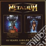 10 YEARS JUBILEE EDITION VOL.2            cd musicale di METALIUM