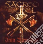 IRON/HAMMER                               cd musicale di Steel Sacred