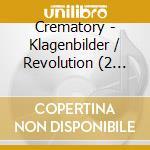 REVOLUTION/KLAGEBILDER                    cd musicale di CREMATORY