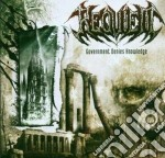 GOVERNMENT DENIES/PREMIER KILLING         cd musicale di REQUIEM