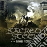 CARNAGE VICTORY                           cd musicale di Steel Sacred