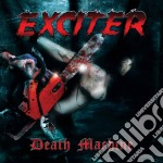 Death machine cd musicale di EXCITER