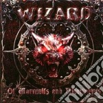 Wizard - Of Wariwulfs And Bluotvarwes cd musicale di WIZARD