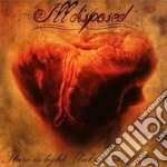 There is light(but it's not for me) cd musicale di ILLDISPOSED